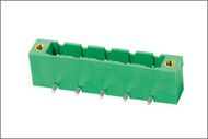 7.50 7.62mm Pluggable Terminal Blocks Male Right Angle