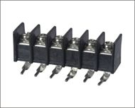 7.62 mm Barrier Terminal Blocks Female Right Angle