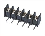 10.0 mm Barrier Terminal Blocks Female Right Angle